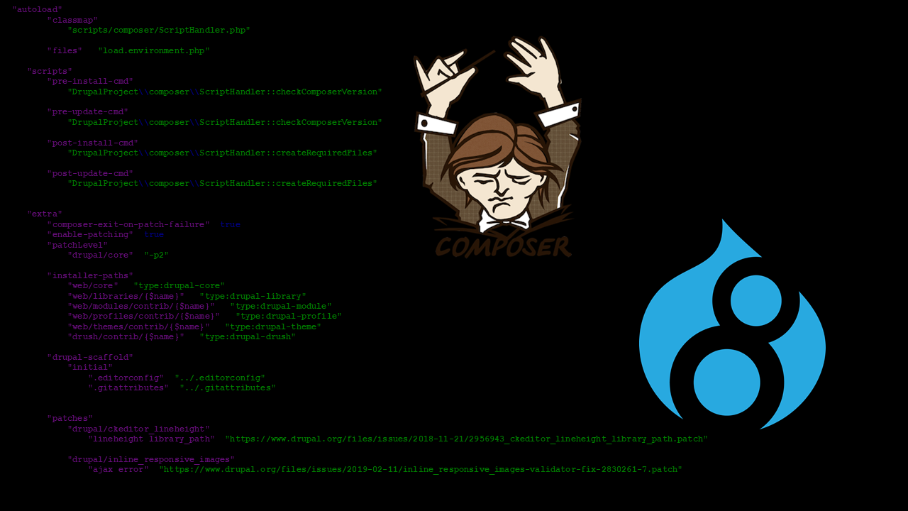 Using composer in Drupal 8 | Techchick